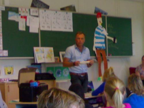 muziekles op basisschool De Parel in Assen