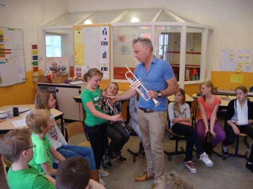 project blazersklas CBS De Veenster, Veenhuizen